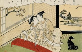 Судзуки Харунобу. Укиё-э