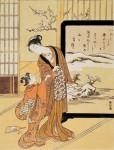 Живопись | Suzuki Harunobu | 09