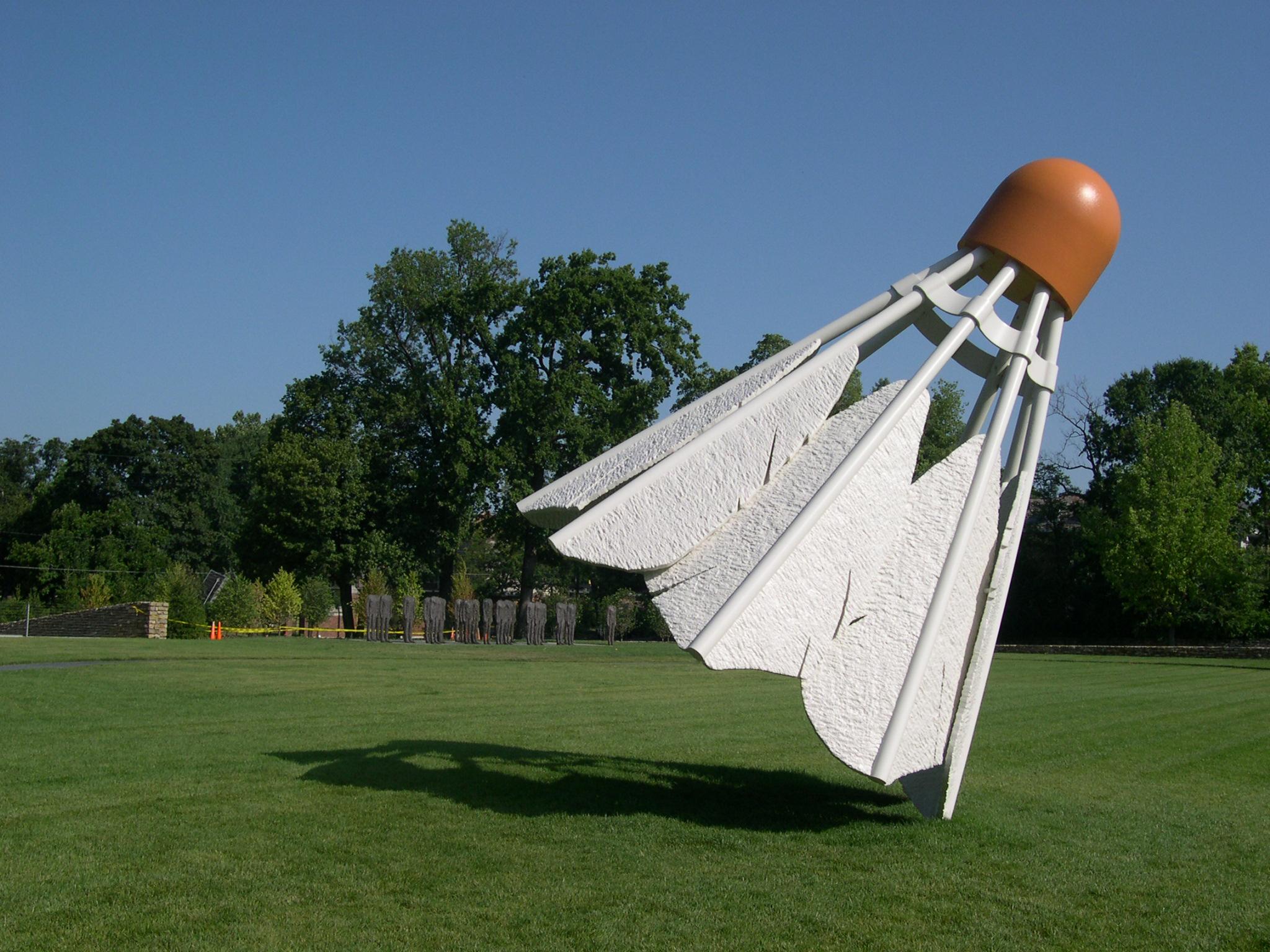 «Воланы» (Claes Oldenburg)