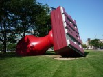 Скульптура | Claes Oldenburg | 08