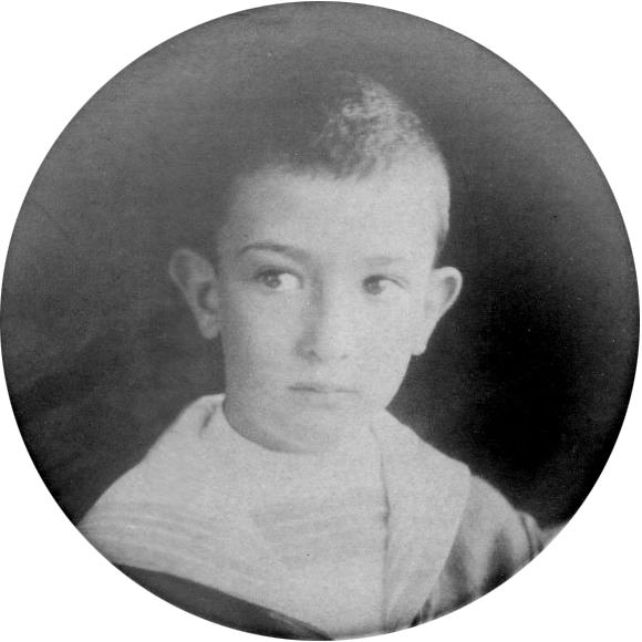 Художник Сальвадор Дали, 1911