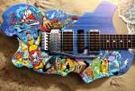 Иллюстрация | Alex Sander | Guitar | 01