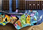 Иллюстрация | Alex Sander | Guitar | 03