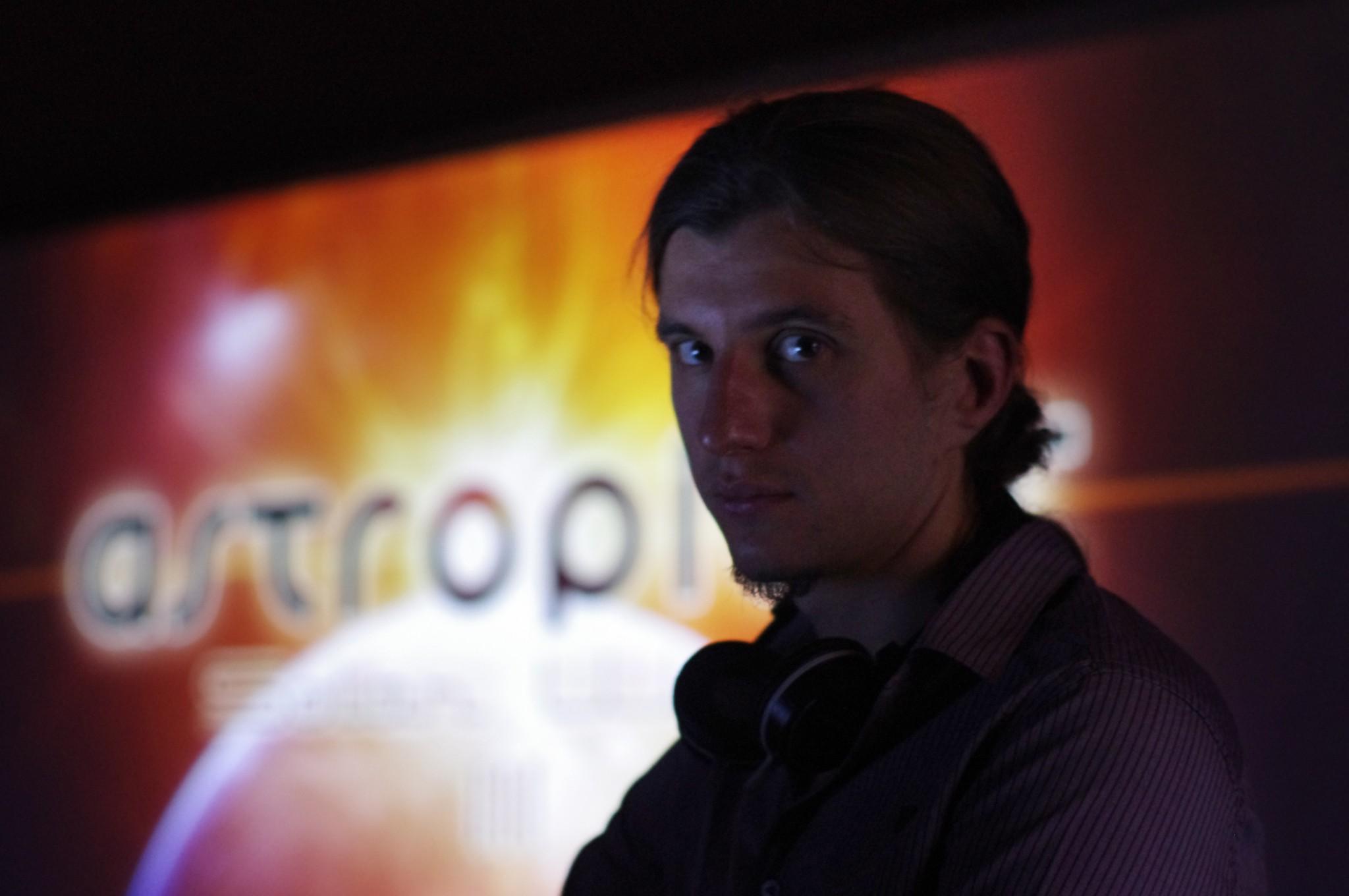 Музыкант Дмитрий Редько (AstroPilot)