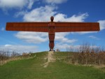 Скульптура | Antony Gormley | Angel of the North | 02