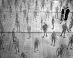 Скульптура | Antony Gormley | Domian field | 02