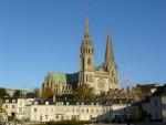 Архитектура   Cathédrale Notre-Dame de Chartres