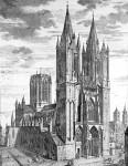Архитектура | Cathédrale Notre-Dame de Coutances | 01