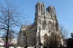 Архитектура   Cathédrale Notre-Dame de Reims