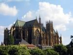 Архитектура   Cathédrale Saint-Étienne de Metz
