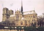 Архитектура   Notre Dame de Paris