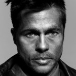 Живопись | Chuck Close | Brad Pitt