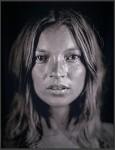 Живопись | Chuck Close | Kate Moss