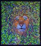 Живопись | Dimson | Тотемные животные | Лев