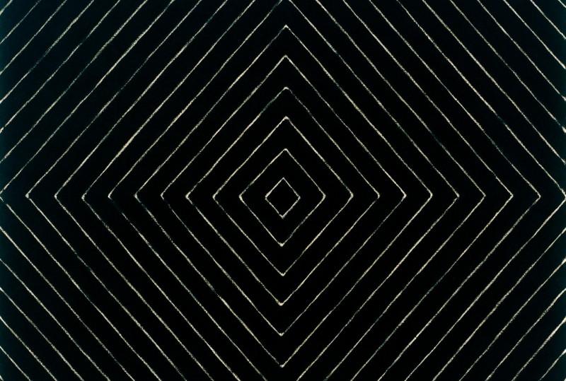 Фрэнк Стелла и черные картины