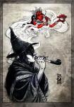 Живопись | Limbic Splitter | Chod  Khandro'i Gyadung