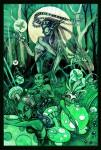 Живопись | Limbic Splitter | Magic Forest