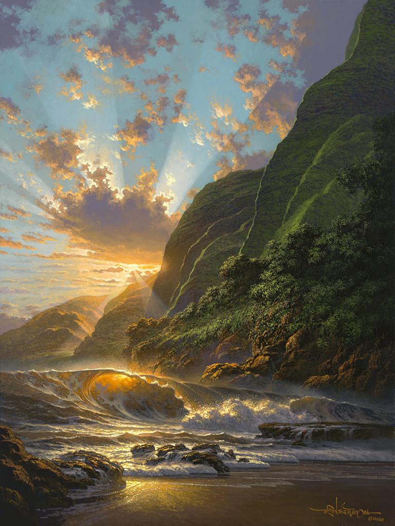 Roy Tabora. Divine Splendor