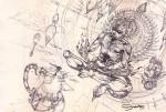 Иллюстрация | Abhishek Singh | Para Brahma