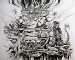 Иллюстрация | Abhishek Singh | Samadhi