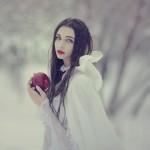 Фотография | Анка Журавлева | Blue white | Timeless Story of Snow White