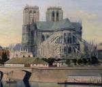 Архитектура | Émile Harrouart | Notre Dame de Paris | Аркбутаны