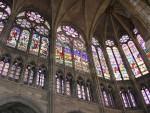 Архитектура | Basilique Saint-Denis | Трифорий