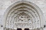 Архитектура | Basilique de Saint-Deni | Архивольт