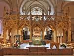 Архитектура | Breisacher Munster | Леттнер