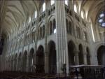 Архитектура | Cathédrale Laon | Эмпоры