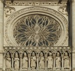 Архитектура | Cathédrale Notre-Dame d'Amiens | Роза
