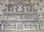 Архитектура | Cathédrale Notre-Dame d'Amiens | Тимпан
