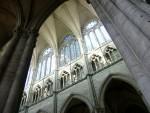 Архитектура | Cathédrale Notre-Dame d'Amiens | Трифорий
