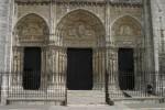 Архитектура | Cathédrale Notre-Dame de Chartres | Портал