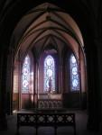 Архитектура | Cathédrale Notre-Dame de Coutances | La chapelle axiale dite la Circata