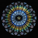 Архитектура | Cathédrale Notre-Dame de Strasbourg | Роза