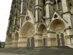 Архитектура | Cathédrale Saint-Étienne de Bourges | Портал | 01