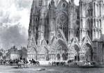 Архитектура | Cathédrale Saint-Étienne de Bourges | Портал | 02