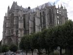 Архитектура | Cathédrale Saint-Pierre de Beauvais | Контрфорс
