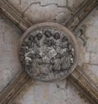 Архитектура | L'église Saint-Germain-l'Auxerrois | Замковый камень