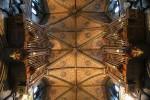 Архитектура | Worcester Cathedral | Замковый камень