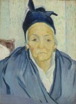 Живопись | Винсент ван Гог | Арльская старуха. Февраль, 1888
