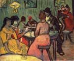 Живопись | Винсент ван Гог | Бордель, 1888
