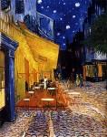 Живопись | Винсент ван Гог | Кафе на площади Форум в Арле ночью, 1888