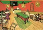 Живопись | Винсент ван Гог | Ночное кафе на площади Ламартин в Арле, 1888
