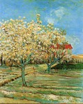 Живопись | Винсент ван Гог | Фруктовый сад в цвету. Апрель, 1888