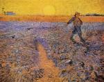 Живопись | Винсент ван Гог | Sower, 1888