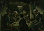 Живопись | Винсент ван Гог | The Potato Eaters
