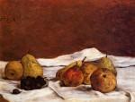 Живопись | Поль Гоген | Груши и Виноград, 1875