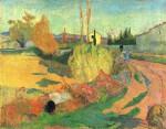 Живопись | Поль Гоген | Сельский дом в Арле, 1888